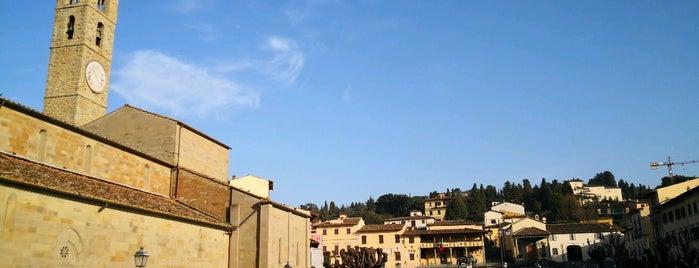 Fiesole is one of Supova in Firenze.