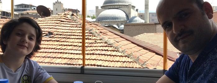 Özcan Et Lokantası is one of Yolüstü Lezzet Durakları.
