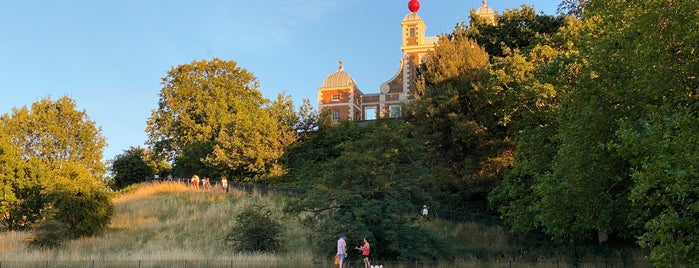 Old Royal Observatory Garden is one of London Greenwich.