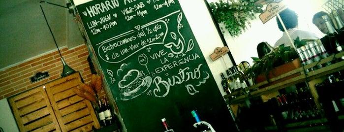 La Bistronomía is one of Gespeicherte Orte von POORdesigner.com.