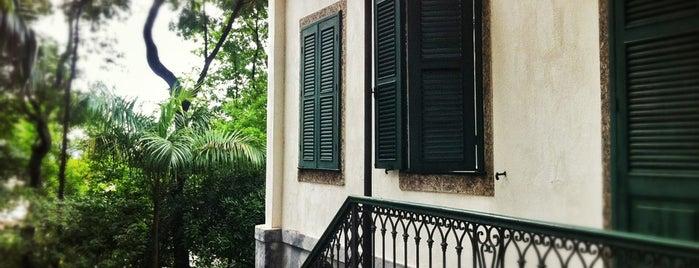 Museu Casa de Benjamin Constant is one of Henrique 님이 좋아한 장소.