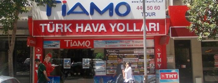 Tiamo Tour is one of Posti che sono piaciuti a Cesur.