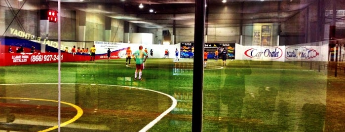 Chicago Indoor Sports is one of Chicago😀.