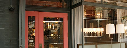 Remains Lighting is one of The Stylists Guide to NYC Pt.2.