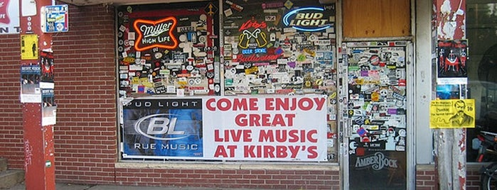 Kirby's Beer Store is one of Best places in Wichita, KS.