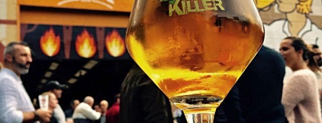 Brasserie de Silly is one of Beer / RateBeer Best in Belgium.