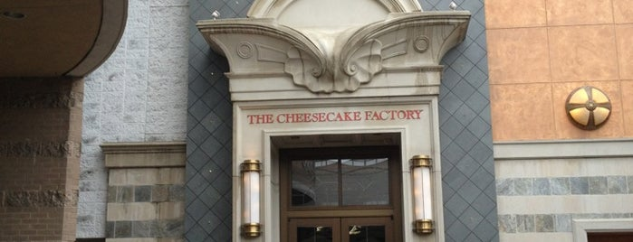 The Cheesecake Factory is one of Everything.