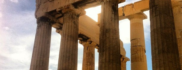 Partenon is one of Athens Essentials.