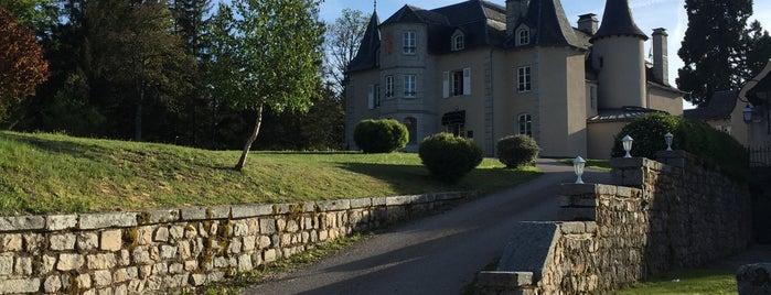Le Château d'Orfeuillette is one of Tous au restaurant 2012 - du 17 au 23/09.