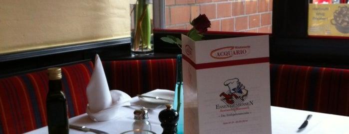 Ristorante Acquario is one of Essen.