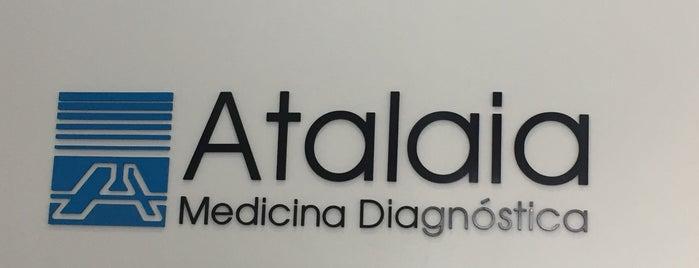 Atalaia Medicina Diagnóstica is one of Tempat yang Disukai Donnato.