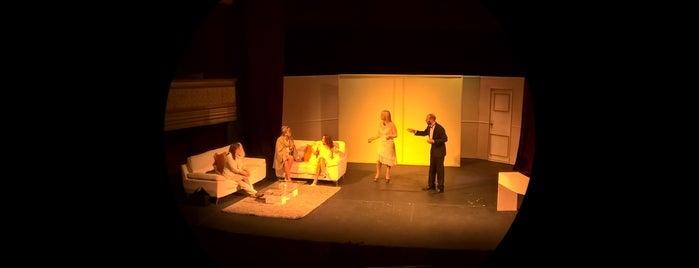 Teatro La Gaviota (Stella D'Italia) is one of ivy.
