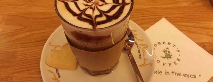Robert's Coffee is one of Ankara ipuçları.