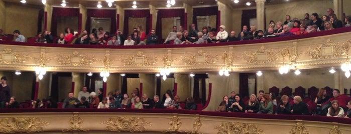 Национальная опера Украины is one of Kiew Baby.