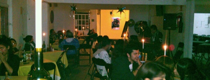 La Casa Amarilla is one of Monterrey.
