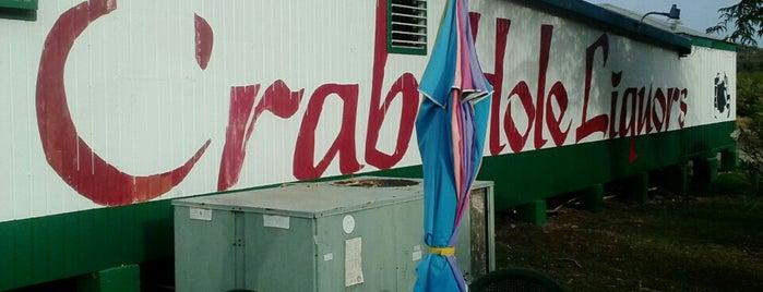 Crab Hole Liquors is one of Locais curtidos por Fernanda.