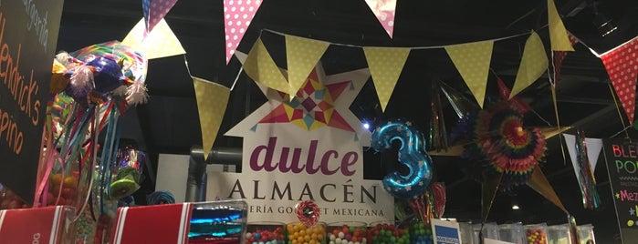 Dulce Almacén is one of Tempat yang Disimpan Oscar.