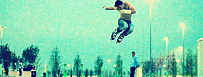 Skatepark is one of ceyhundd : понравившиеся места.