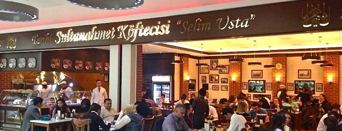"Sultanahmet Köftecisi ""Metropark"" is one of Tested Foods."