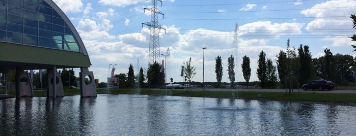 Pfitzenmeier Wellness & Fitness Park / Wohlfühl-RESORT is one of Locais curtidos por Dominik.