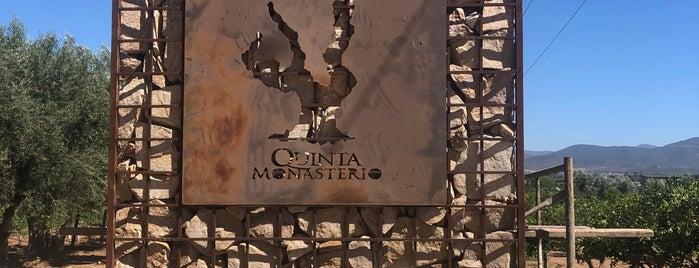 Quinta Monasterio is one of Lieux qui ont plu à Ursula.