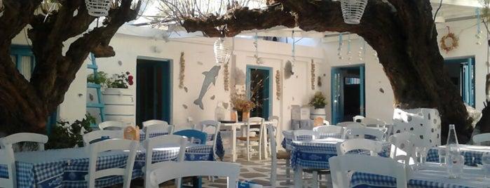 kaliotzina Taverna is one of Crete.