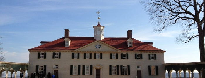 Mount Vernon Mansion is one of Revolutionary War Trip.