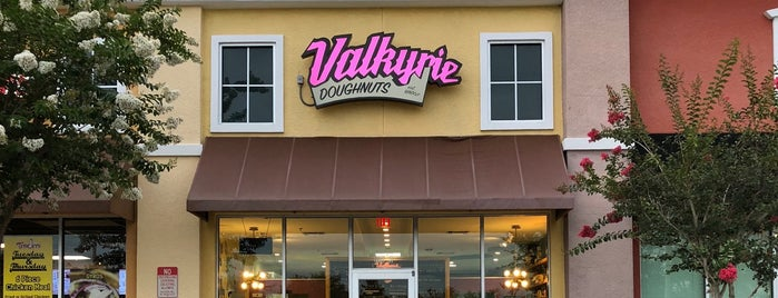 Valkyrie Doughnuts is one of MCO.