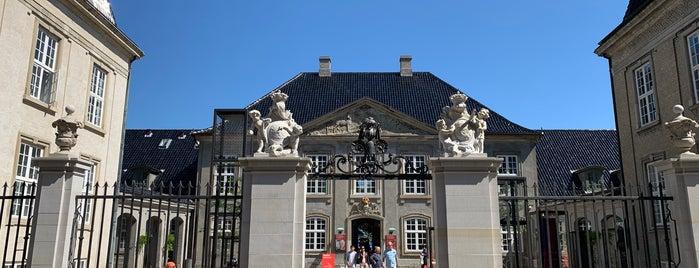 Bredgade is one of Copenhagen.