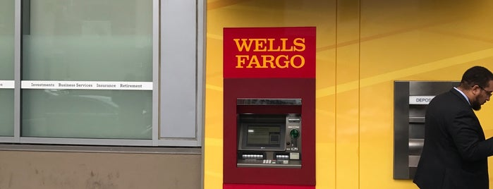 Wells Fargo is one of My Hollywood Haunts.