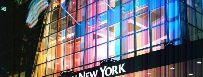 The Westin New York at Times Square is one of Posti che sono piaciuti a Ryan.