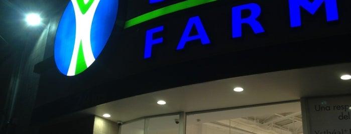Farmacia San Pablo is one of Tempat yang Disukai Juan C..