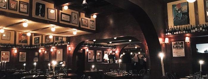 Restaurant Hubert is one of to-do list.