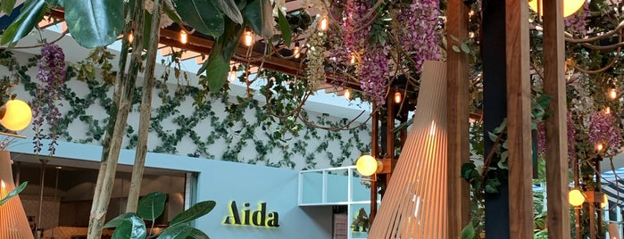 Aida Cafe is one of CDMX - Rest.