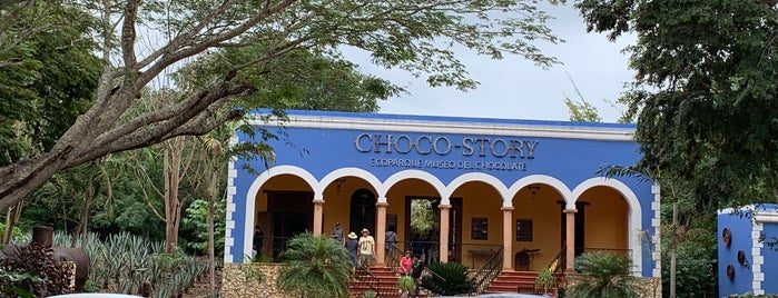 Museo del Chocolate is one of Isabel 님이 좋아한 장소.