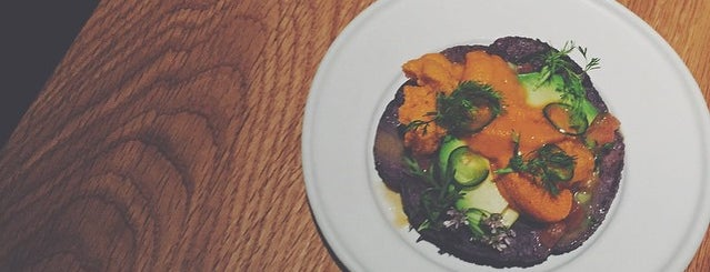 Cosme is one of Places to Eat.