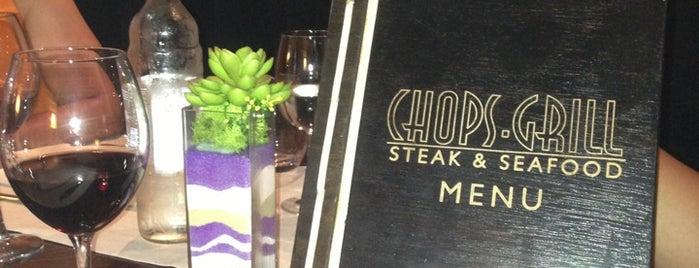 Chops Grill Steak & Seafood is one of Split.