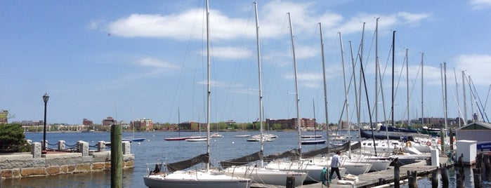 Harbor Walk - North End is one of Boston Must Do.