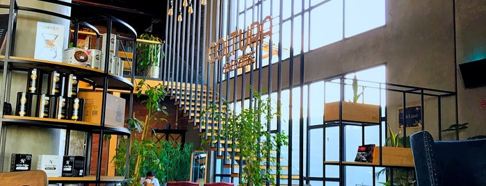 COLTURA Del Cafe is one of Riyadh Cafe.
