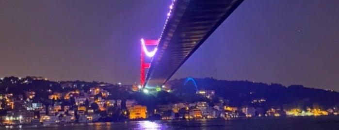 Uskumruköy is one of İstanbul Mahalle.