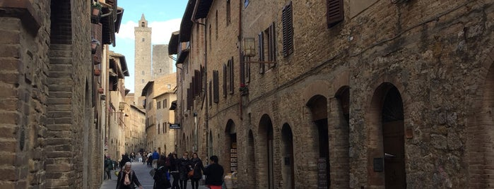 San Gimignano is one of Part 3 - Attractions in Europe.