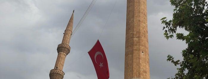 Hz. Eyyüp Peygamber Camii is one of Anadolu.