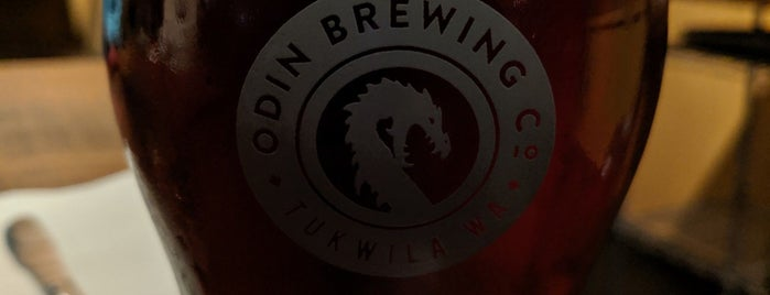 Odin Brewing Co. is one of Lieux sauvegardés par David.