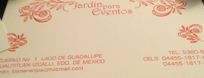 Los Naranjos is one of Tempat yang Disukai Joaquin.