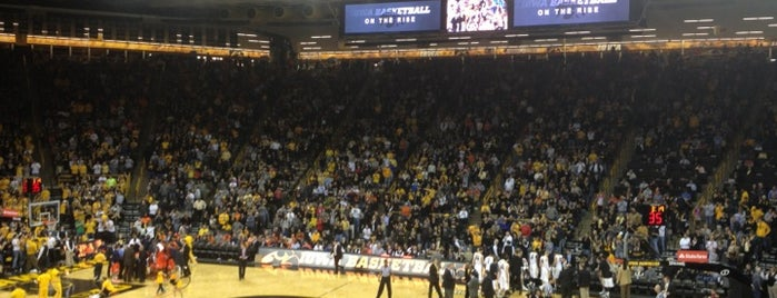 Carver-Hawkeye Arena is one of Basketball Arenas.