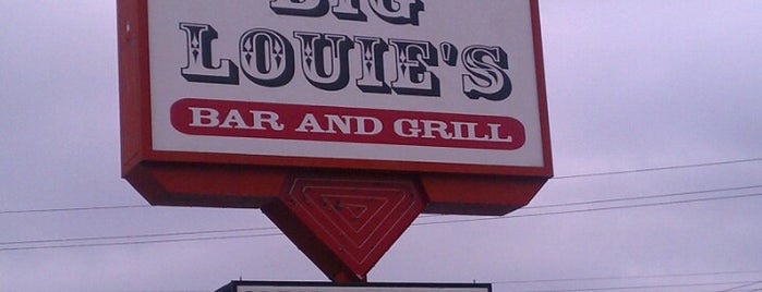 Big Louie's is one of Minnesota Burgers.