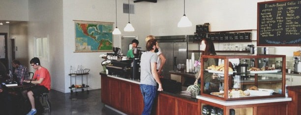 Dune Coffee Roasters is one of California.
