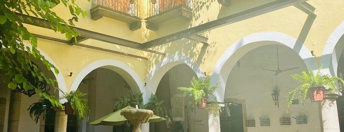 El Méson Del Marqués is one of Mexico.
