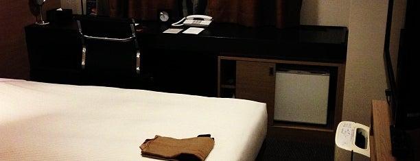 Mitsui Garden Hotel Okayama is one of Locais curtidos por ZN.
