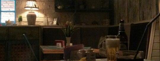 Cafe Accent | კაფე აქცენტი is one of Locais salvos de Travelsbymary.